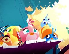 Angry Birds Stella Official Gameplay Trailer