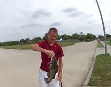 Fishing Big Fish in the Sewer