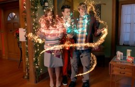 old navy twas the jordan knight before christmas commercial - Old Navy Christmas Commercial