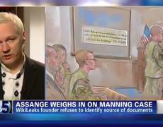 Raw Wikileaks Julian Assange Warns Internet is a THREAT to Civilization