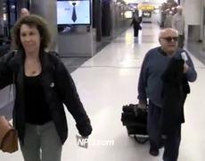 Danny DeVito Rhea Perlman Evidence of a RECONCILIATION
