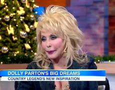Dolly Parton Interview on GMA Singer Transforms Commencement