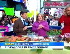 Recetas para el Dia de Accion de Gracias