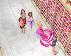 Barbie Life in the Dreamhouse Closet Clothes Out S2 HD