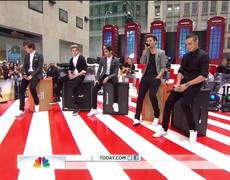 One Direction Little Things On Today Show 13112012