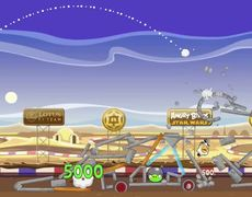 Angry Birds Friends Lotus F1 Team Tournament on Facebook