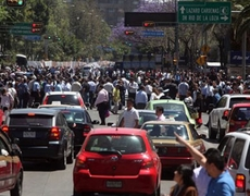 Quake of 73 degrees in Guatemala and Mexico