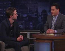 Robert Pattinson on Jimmy Kimmel Show Part 3