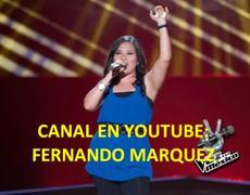 La Voz México 2 Alejandra Luna Mudanzas El Rescate Audio