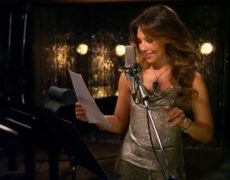 Tony Bennett duet with Thalía The Way You Look Tonight Official Music Video