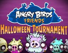 Play Angry Birds With Friends on Facebook