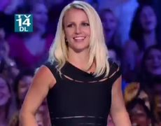 THE X FACTOR USA 2012 Britney Spears Right With Music