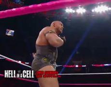 WWE Raw Ryback vs The Miz Oct 22 2012
