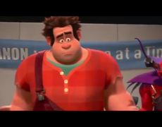 WreckIt Ralph Official Movie CLIP Bad Guy Second Thoughts 2012 HD Walt Disney Movie