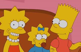 Phenomenal The Simpsons Couch Gag From Blackeyed Please Hd Videos Unemploymentrelief Wooden Chair Designs For Living Room Unemploymentrelieforg