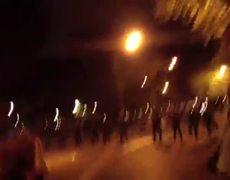 Antidisturbios en españa