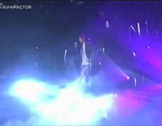 The X Factor Australia 2014 Adrien Nookadu I Just Cant Stop Loving You Live show 3