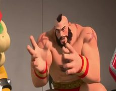 WreckIt Ralph Official Movie Trailer Latin Spanish 2 HD