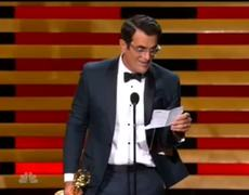 The Emmy Awards 2014 Ty Burrell Wins For Best Supporting Actor In A Comedy