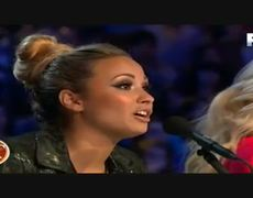 Demi Lovato Gets Owned On The XFactor