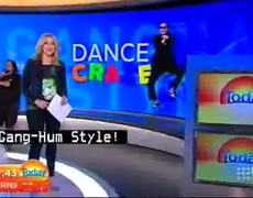 Live Report FAIL Gangnamstyle