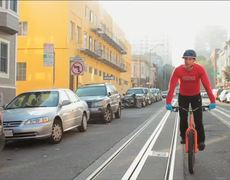 San Francisco vs Danny MacAskill HD Commercial