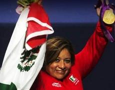 Amalia Pérez da a la Primera Medalla de Oro a México en los Juegos Paralímpicos