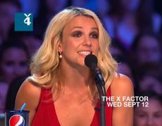 X Factor USA Britney Spears Official Promo HD