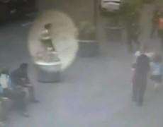 Police Shoot Kill Empire Gunman Raw Footage