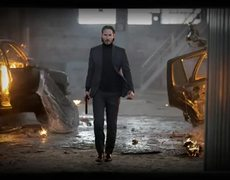 John Wick Movie First Look 2014 Keanu Reeves Movie