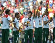 London 2012 Mexico Win Gold Medal In Mens Soccer