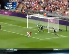 USA vs Japan 2 1 womens soccer Finals 09082012