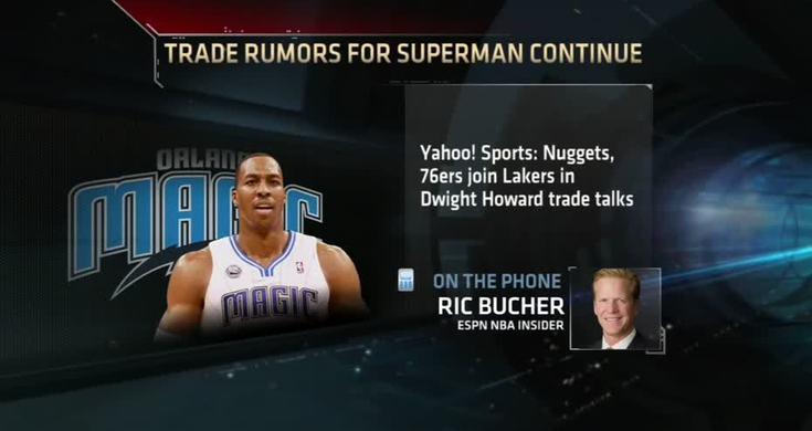 Dwight Howard Trade Rumors Renewed