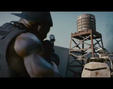 The Expendables 2 Official Movie Movie Clip Motorcycle 2012 HD Sylvester Stallone Jason Statham