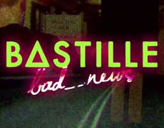 Bastille badnews Audio