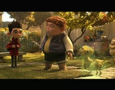 Paranorman Official Movie Clip Dog 2012 HD Animated Movie