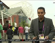 Sky News Kissing the Arab reporter