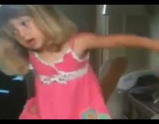 Little Girl Spiderman an entire internet sensation