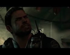 ComicCon 2012 Resident Evil 6 Horror Trailer