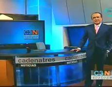 Pedro Ferriz se despide de Cadena 3