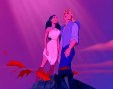 Pocahontas Official Music Clip Colors of the Wind With Lyrics HD