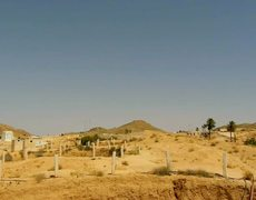 Star Wars shooting place in Tunisia