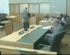 Man Dies in Court After Being Convicted of Arson
