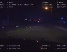 Toddler Ejected During Police Chase