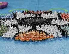 Ceremonia de Inauguracion EuroCopa 2012