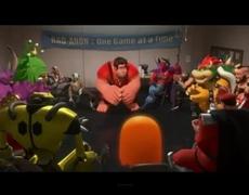 Wreck It Ralph Official Trailer HD John C Reilly Travels Through Video Games