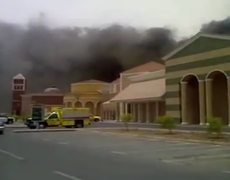 Fire Kills 13 Toddlers Shopping Mall