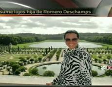 Hija de Carlos Romero Deschamps dirigente del sindicato de Pemex y sus lujos