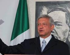 Rechaza Lopez Obrador estar detrás de protestas contra Peña Nieto en la Ibero