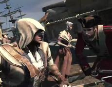 Assassins Creed III Outsider Gameplay Debut Official Trailer HD